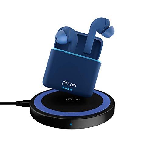 pTron Bassbuds Vista True Wireless Earbuds
