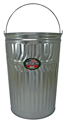 - Behrens 20 Gallon Underground Liner Trash Receptacle
