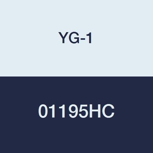 TiCN Finish 1-1//4 4-1//8 Length YG-1 01195HC HSS End Mill 2 Flute Regular Length