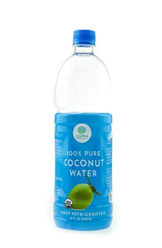 Copra Frozen Young Thai Coconut Water