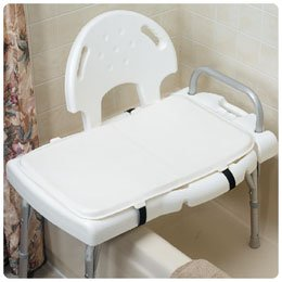 Amazon Com Comfort Company Padded Transfer Bench Cushion Model
