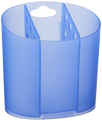 Porta-Talheres Coza Sobre Pia Azul 1 Polipropileno