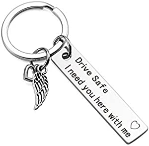 Sweepstakes: DSTHISAR Drive Safe Keychain Handsome I…