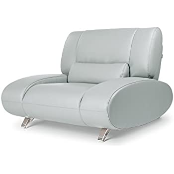 Amazon.com: Oyster Contemporary Comfortable Lounge Chair ...