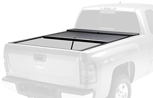 Roll-N-Lock LG271M M-Series Manual Retractable Truck Bed Cover for Silverado/Sierra XSB 07-9 (Roll Manual N-lock)