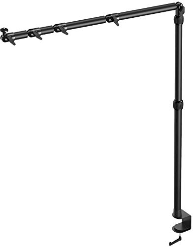 Elgato Flex Arm for Elgato Multi Mount, Four Steel Tubes with Ball Joints, Compatible with All Elgato Multi Mount Accessories