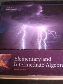 Elementary and Intermediate Algebra, Volume 1 (1)