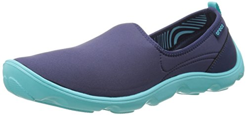 Crocs Nautical Navy Duet pool Femme Skimmer Mocassins Day Busy gnTrHUgC