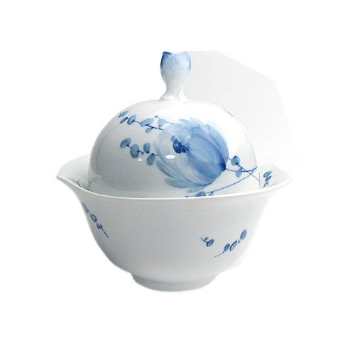 Price comparison product image Meissen blue flower Sugar (LL) 200cc [ parallel import goods ] 28824