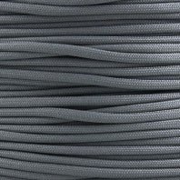 Army Universe Charcoal Grey 550LB Military Nylon Paracord Rope 100 Feet by Army Universe (Image #1)