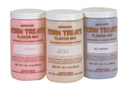 Grape Candy Glaze Corn Treat Mix