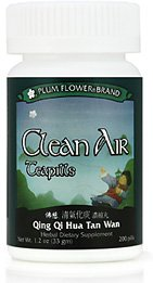 Teapills (Clean Air Qing Qi Hua Tan Wan) 3745-Mayway