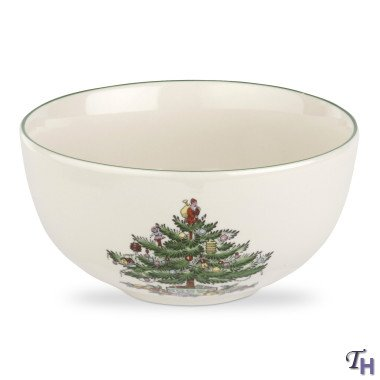 Spode Christmas Tree Individual Fruit/Salad Bowl 5.5