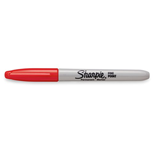 Sharpie Color Burst Permanent Markers, Fine Point, Assorted Colors, 24 Count by Sharpie (Image #14)