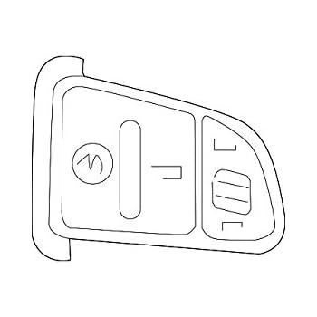 Kia 96700-3W301WK Cruise Control Switch