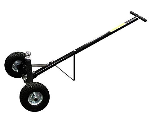 Cypressshop Utility Trailer Dolly Heavy Duty Steel 600 lbs Mover Hitch Carrying Boat Jet Ski Camper Hand Dolly