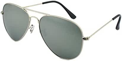 Outray Classic Men's Or Women's Metal Frame Aviator Sunglasses