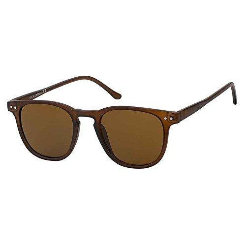 6795925c607b All Cheap Sunglasses - Houston - Brown - Gafas de Sol Wayfarer montura  Marrón y lentes Marrón unisex: Amazon.es: Ropa y accesorios