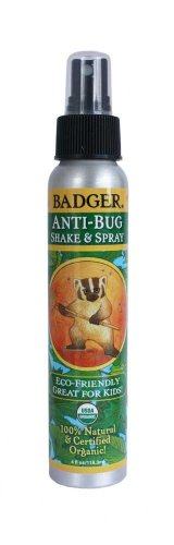 Badger Anti-Bug Shake and Spray Insect Repellent, Health Care Stuffs