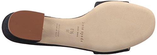 clearance collections cheap brand new unisex Kate Spade Women's Mazie Heeled Sandal Indigo Denim cheap best place 2015 online 4x17m