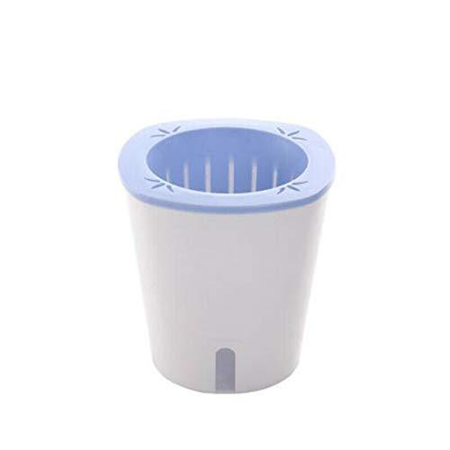 Wholesale Self-Watering Flower Plant Pot Plastic Auto Flowerpot Planter Basket