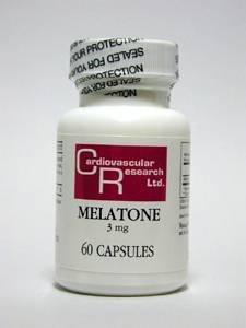 Formules écologiques / Cardiovascular Research Melatone 3mg 60c