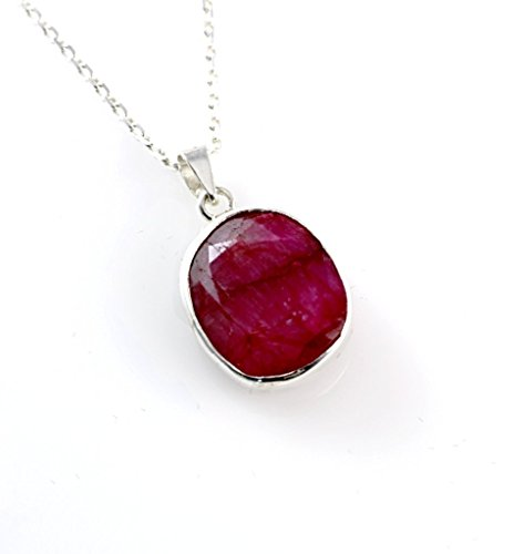 Quartz Ruby Necklace - 5