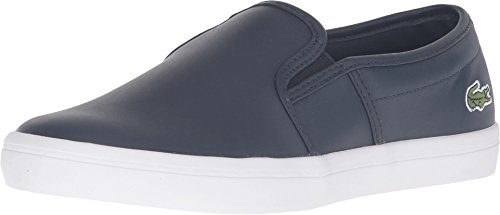 Lacoste Women's Gazon BL 1, Navy, 5.5 M US