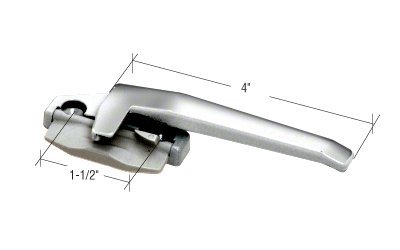 CRL Aluminum Rt. Hand Cam Handle w/ 1-1/2