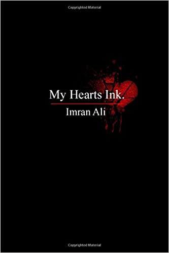 my hearts ink imran ali 9781545571569 amazon com books