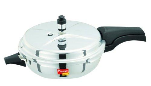 (Prestige Deluxe Stainless Steel Senior Pressure Pan, 4 Liters)