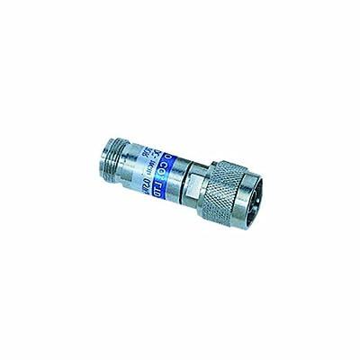 GW Instek ATN-100 N-Type 10dB Fixed Attenuator for GSP Series Spectrum Analyzer