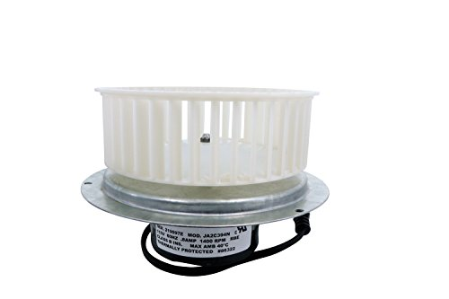 Mounting Nutone Bracket (NuTone 0696B000 Motor Assembly for QT100 and QT110 Series Fans Replacement)
