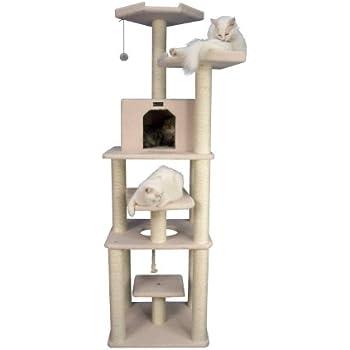 armarkat cat tree model b7801 alabaster
