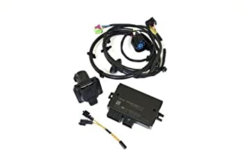 31 5j85DG9L._SX355_ amazon com 11 14 vw volkswagen touareg trailer hitch electrical vw touareg trailer wiring harness at panicattacktreatment.co
