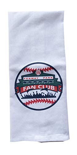 (Artistic Reflections Baseball Towel (Red Sox Baseball) )
