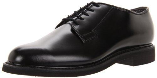 - Bates Lites Black Leather Oxford Men 9 Black