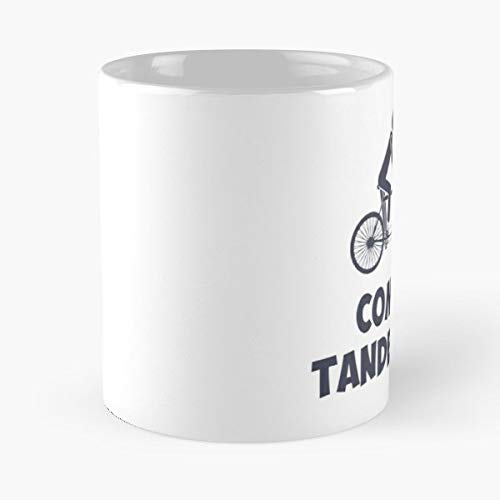 Couple Bicycle Recumbent Funny - 11 Oz Coffee Mugs Ceramic,the Best Gift For Holidays.