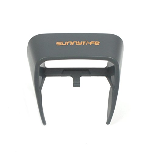Lens Gray Body - Gbell Sun Shade Lens Hood Glare Gimbal Camera Protector Cover For DJI SPARK (Gray)