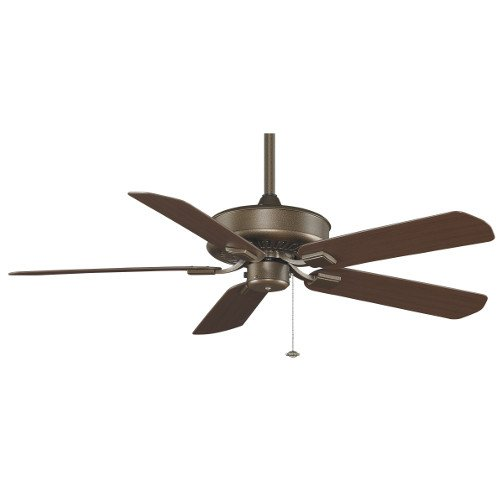 Fanimation Edgewood Wet - 50 inch - Aged Bronze with Pull-Ch