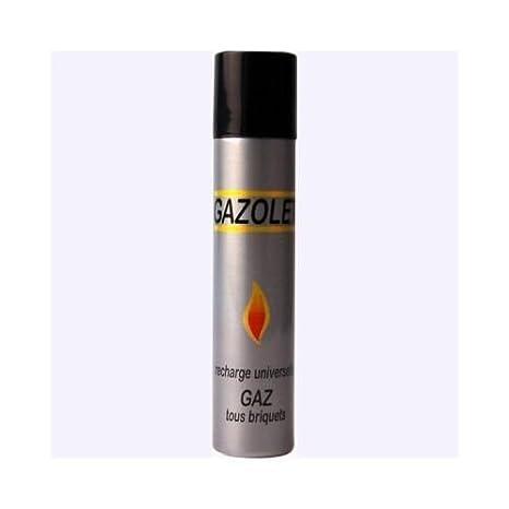 RECAMBIO UNIVERSAL-SOPLETE DE COCINA GAS GAS-SOLDADOR 100 ML DE CAPACIDAD: Amazon.es: Hogar