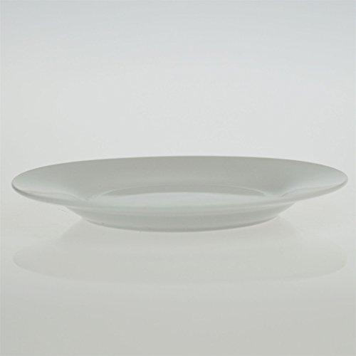 Argon Tableware Wide Rimmed Side/Dessert Plates - 154mm (6'') - Box of 6 by Argon Tableware (Image #5)