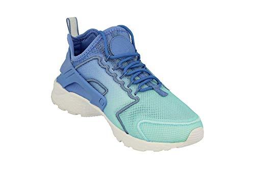 Blue Huarache Mujer polar white Nike Para Run Br Entrenadores Air Wmns still Ultra Turquesa polar 4fFwO