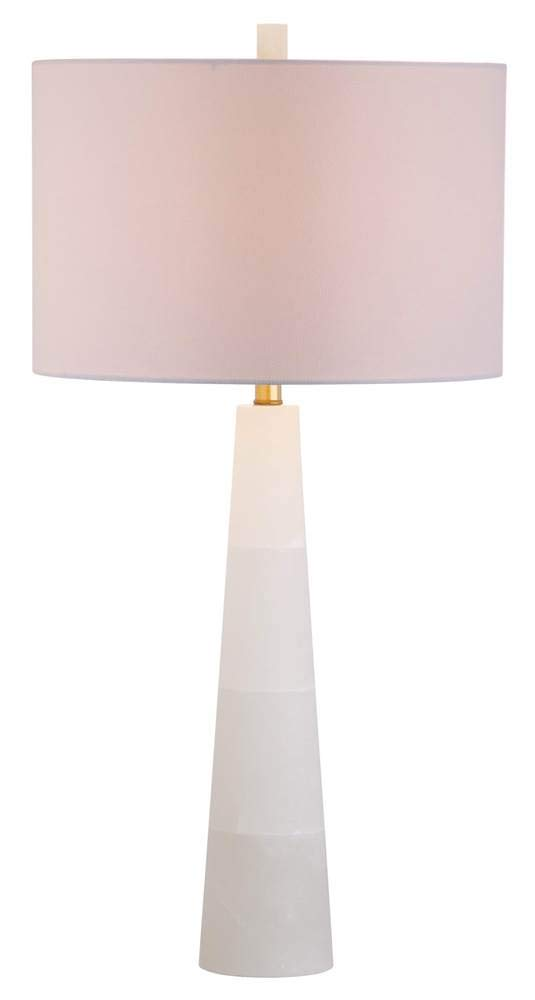 Safavieh TBL4067A Lighting Collection Delilah Alabaster White Table Lamp by Safavieh (Image #2)