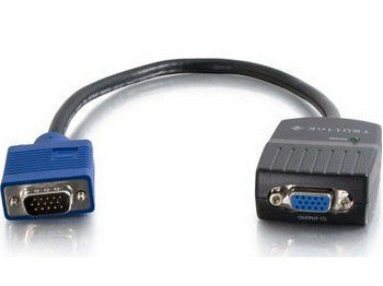 NEW Cables To Go TruLink 2-Port UXGA Monitor Splitter Cable - 29587 - Go Uxga Monitor Splitter