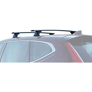 Amazon.com: 2 barras de techo de aluminio para Honda CRV ...