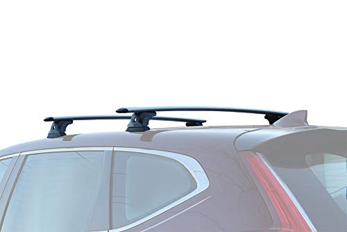 (BRIGHTLINES Roof Rack Cross Bars Compatible with 2017-2019 Honda CRV Without Roof Rails)