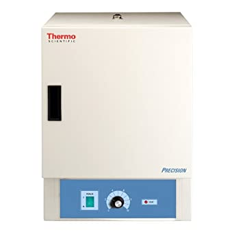 Thermo Scientific ELED PR305220G Precision Gravity Convection Compact Heating and Drying Oven with Bi-Metallic Thermostat Control and LED Display, 240V, 48L Capacity