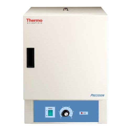 Compact Thermostat (Thermo Scientific ELED PR305225G Precision Gravity Convection Compact Heating and Drying Oven with Bi-Metallic Thermostat Control and LED Display, 120V, 48L Capacity)