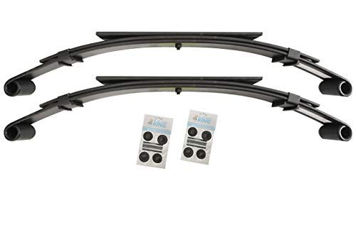 vy Duty Leaf Spring Kit by Golf Cart King ()